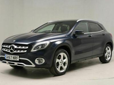 used Mercedes GLA200 Sport Premium Plus 5dr - PARKING SENSORS - METALLIC PAINT 2.2