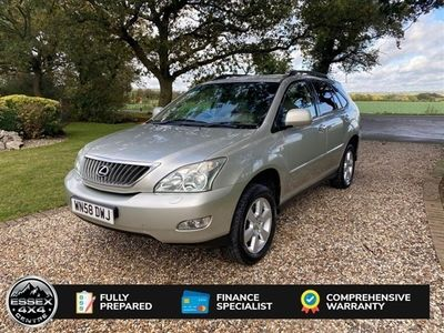 used Lexus RX350 LIMITED EDITION 273 BHP 3.5 PETROL AUTOMATIC 4X4 5-Door