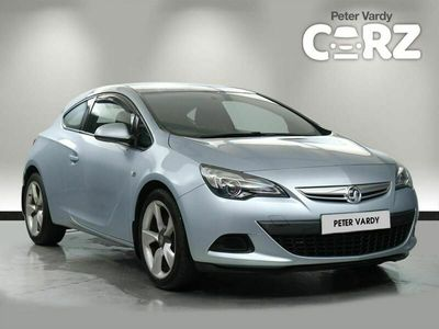 used Vauxhall Astra GTC 1.4T 16V Sport 3dr