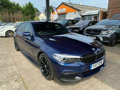 used BMW 520 5 Series 2.0TD d M Sport Saloon 4d