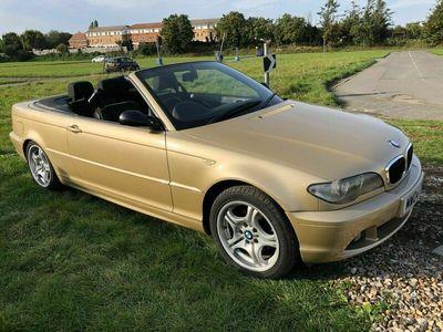 used BMW 318 Cabriolet 2.0 318Ci SE 2dr