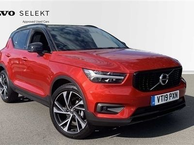 used Volvo XC40 2.0 D3 R Design Pro 5Dr Geartronic