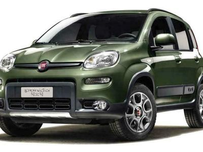 used Fiat Panda 4x4 0.9 TwinAir Wild (s/s) 5dr Hatchback