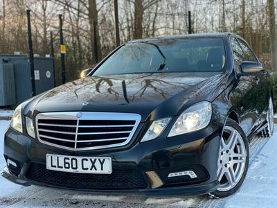 used Mercedes E350 E Class 3.0CDI BlueEFFICIENCY Sport 4dr