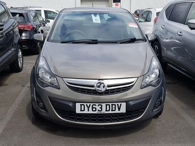 used Vauxhall Corsa 1.4 SXi 5dr [AC]