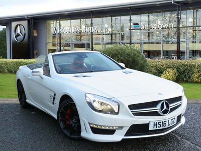 used Mercedes SL63 AMG SL-Class[585] 2dr Tip Auto
