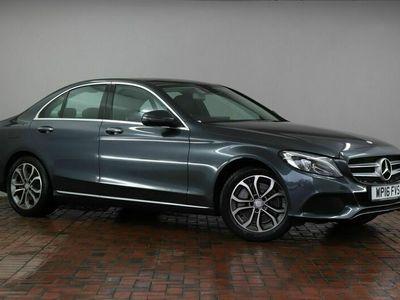 used Mercedes C350e C ClassSport Premium Plus 4dr Auto