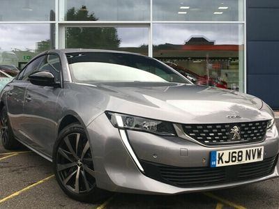 used Peugeot 508 1.6 PureTech GT Line Fastback EAT (s/s) 5dr