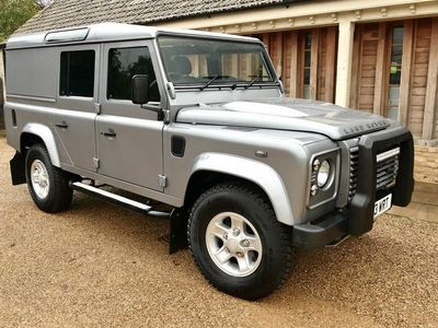 used Land Rover Defender 110 2.2TDci XS UTILITY STATION WAGON