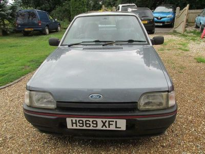 used Ford Orion 1.6 GLSi 4dr