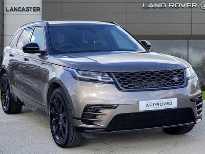 used Land Rover Range Rover Velar R-DYNAMIC SE