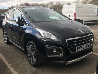 used Peugeot 3008 1.6 BLUEHDI 120PS ALLURE 5DR