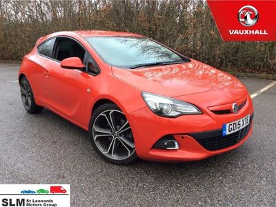 used Vauxhall Astra GTC LIMITED EDITION S/S | Network Q