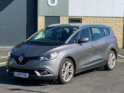used Renault Grand Scénic Estate Iconic TCe 140 5d