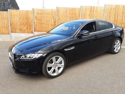 used Jaguar XE 2.0i Portfolio Auto 4dr saloon