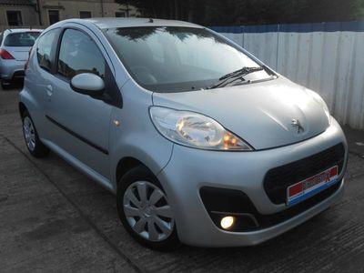 used Peugeot 107 1.0 12v Active 3dr