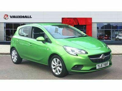 used Vauxhall Corsa 1.4 Energy 5dr [AC] Petrol Hatchback