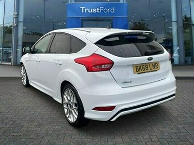 used Ford Focus 1.5 TDCi 120 ST-Line Navigation 5dr **BLUETOOTH & PRIVACY GLASS**