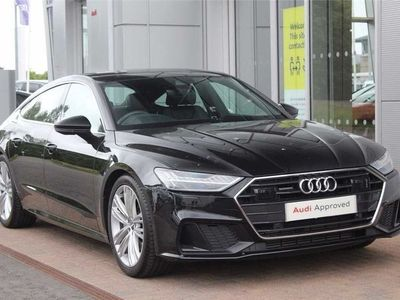 used Audi A7 55 Tfsi Quattro S Line 5Dr S Tronic