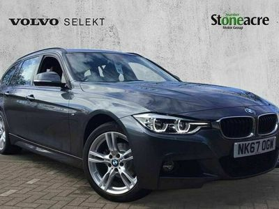 used BMW 320 3 Series 2.0 i M Sport xDrive Touring 5-Dr 5dr