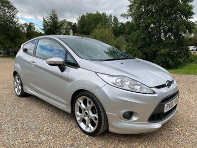 used Ford Fiesta 1.6 Zetec S 3dr