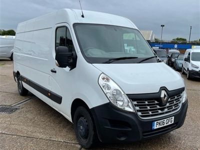used Renault Master LM35 LWB BUSINESS DCI S/R P/V