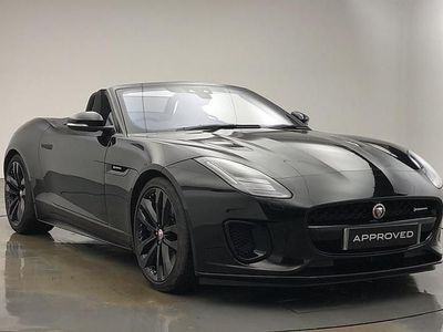 used Jaguar F-Type Convertible 3.0 [380] Supercharged V6 R-Dynamic 2dr Auto AWD
