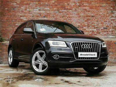used Audi Q5 2.0 TDI [190] Quattro S Line Pls Spl Ed 5dr S Tron