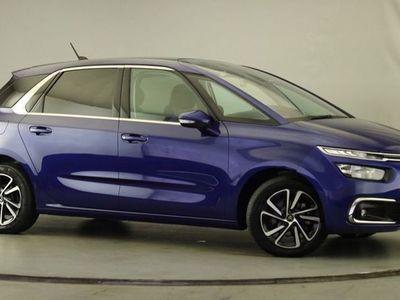 used Citroën C4 SpaceTourer 1.5 BlueHDi Feel (s/s) 5dr