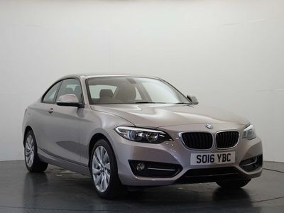 used BMW 220 2 Series I Sport 2Dr