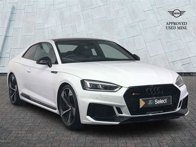 used Audi RS5 2.9 TFSI Quattro 2dr Tiptronic