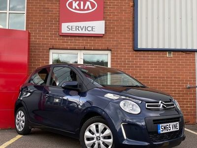 used Citroën C1 1.0 VTi Feel 5dr