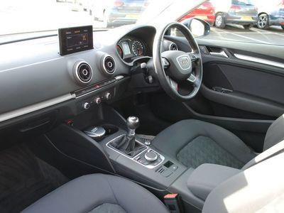 used Audi A3 1.6 TDI Ultra 110 SE Technik 3dr