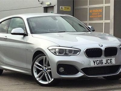 used BMW 120 1 Series D M Sport 3Dr Step Auto