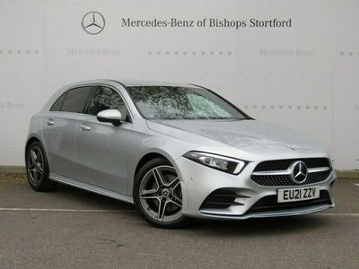 used Mercedes A220 A Class 2.0AMG Line (Executive) 8G-DCT (s/s) 5dr
