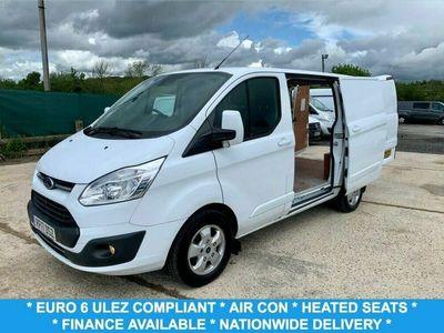 used Ford Custom Transit2.0TDCi 310 L1H1 Limited (130PS)(EU6) Panel Van