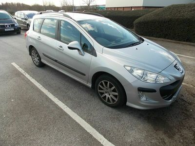 used Peugeot 308 SW 1.6 HDi SR 5dr