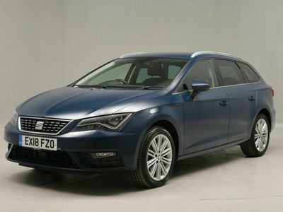 used Seat Leon ST 1.4 EcoTSI XCELLENCE Technology DSG (s/s) 5dr For Sale Reg:EX18 FZO