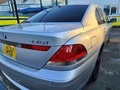 used BMW 745 7 Series 4.4 i V8 Sport 4dr