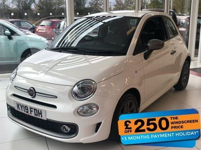 used Fiat 500 0.9 Twinair S 3Dr