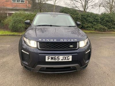 used Land Rover Range Rover evoque 2.0 TD4 HSE Dynamic Auto 4WD (s/s) 5dr Hatchback 2015