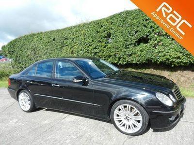 used Mercedes E280 E Class 2008 E ClassCDI Sport 4dr Tip Auto Saloon 2008