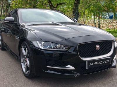 used Jaguar XE 2019 Brentwood 2.0 (250) R-Sport
