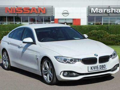 used BMW 435 4 Series i Luxury 5dr Auto 3.0