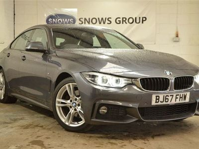 used BMW 430 4 Series I M Sport 5Dr Auto [Professional Media]