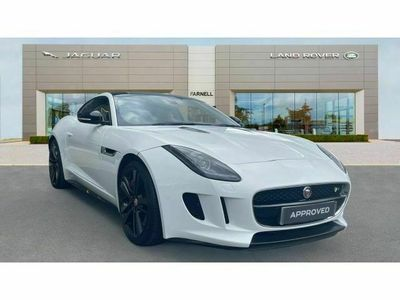 used Jaguar F-Type 5.0 Supercharged V8 R 2dr Auto