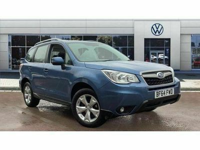 used Subaru Forester 2.0 XE Lineartronic 5dr