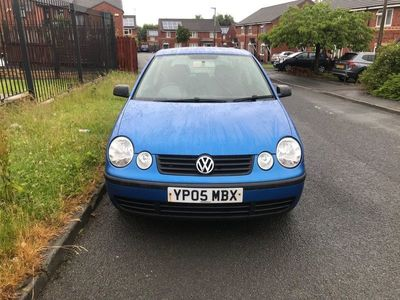 used VW Polo 1.2 E 3dr