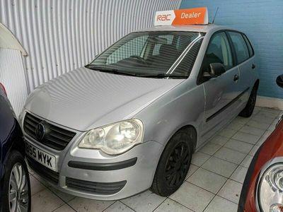 used VW Polo 1.2 E 55 5dr