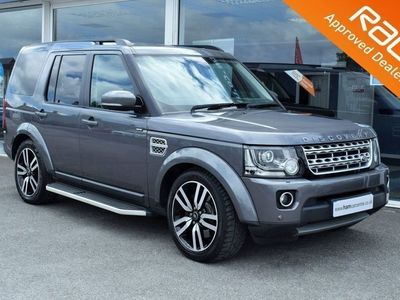 used Land Rover Discovery 4 3.0 SDV6 HSE 255 BHP LUXURY STOP/START Auto 5-Door